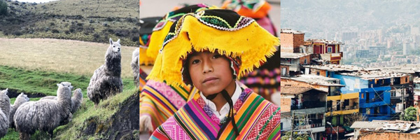 Ecuador travel pictures.